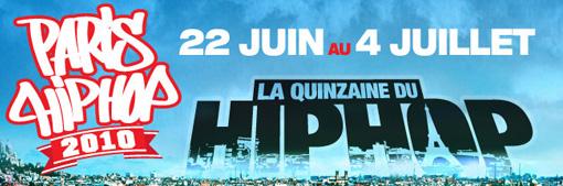 La quinzaine du hip hop