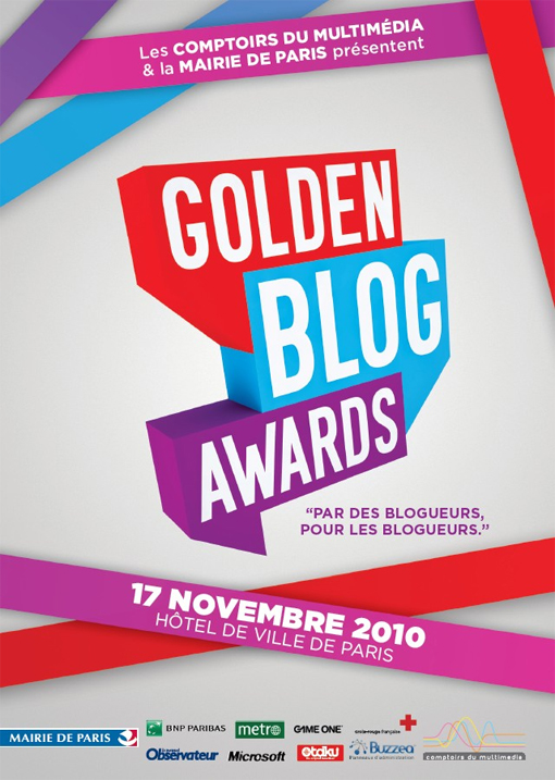 xulux - golden blog awards