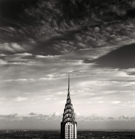 chrysler building, study 3, new york, new york, usa 2006