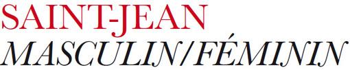 Keny Arkana - Saint jean et dialectique Masculin/Féminin