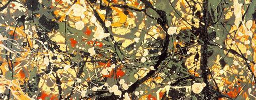 6 visages d'une émotion - Pollock