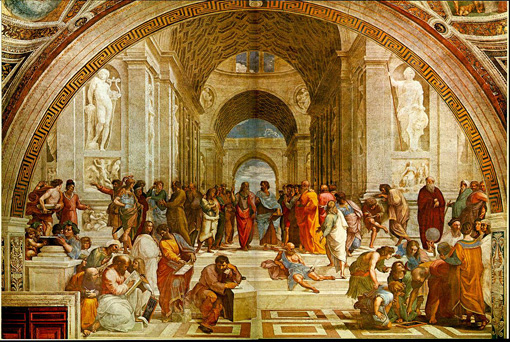 Raphaël - L'Ecole d'Athènes