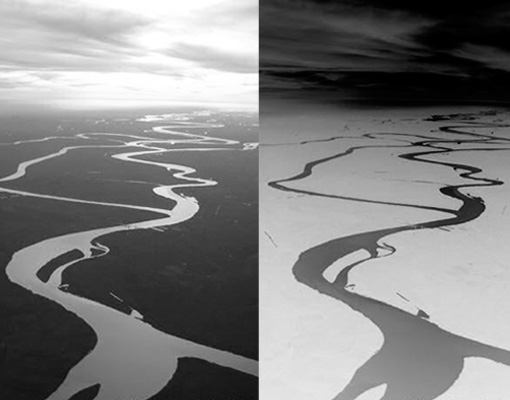 Rendez-vous en terre inconnue - Héraclite - Le paradoxe du fleuve